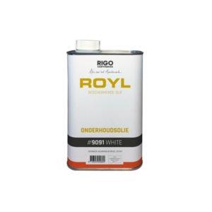 royl-onderhoudsolie-#9091-wit